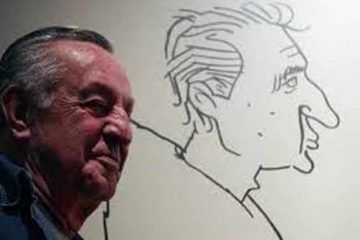 Rius, maestro del humor gráfico en México, murió hoy a los 83 años