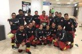 Parten brigadistas de Q. Roo al centro del país para colaborar en tareas de rescate por terremoto