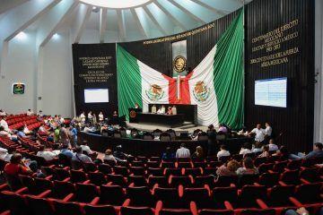 Analiza congreso refinanciamiento de la deuda pública del municipio de Cozumel