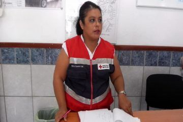 Dispondrá Cruz Roja de FCP de un Centro de Acopio