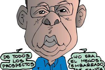 COLINAS: El nuevo auditor