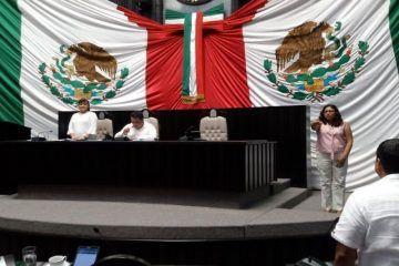 Aida León Cantó, fue designada como titular del Organo Interno de Control de la Fiscalía de Q. Roo