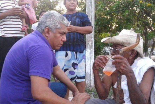 Pedro Pérez suspira por diputación mientras el campo muere