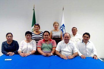 Ratifican a Germán González como presidente electo del CDM del PAN en OPB