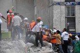Aumentan a 134 los muertos por el terremoto de México
