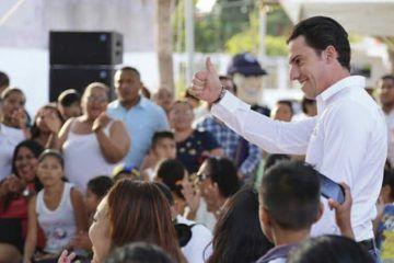 """""""Alcalde Contigo"""", la engañosa bandera proselitista del verde Remberto"""