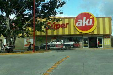Malandros asaltan sucursal de Super Aki en Cancún
