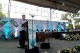 Refrenda Alexander Zetina su compromiso con los bacalarenses en su 1er Informe de Gobierno