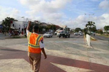 Por festividades patrias, cerraran vialidades del primer cuadro de Cancún