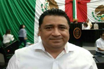 El diputado Eduardo Martínez Arcila recibirá el 1er. Informe del gobernador Carlos Joaquín