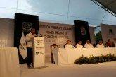 Juan Carrillo, rinde cuentas a los isleños en su 1er Informe de Gobierno