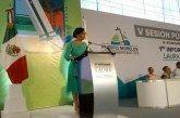 Laura Fernández, presenta su 1er. Informe de Gobierno como presidenta de Puerto Morelos