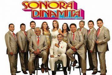 Cancelan conciertos de la Sonora Santanera y la Sonora Dinamita