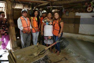 Inicia Programa Municipal para el Mejoramiento de Vivienda en Tulum