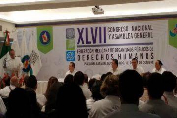 Cárceles de Quintana Roo, reprobadas por la CNDH