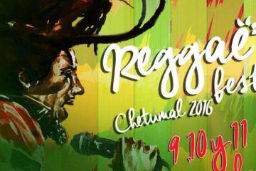 """Confirman suspensión del """"Reggae Fest"""" en su edición 2017"""