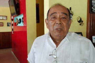 Joaquín Oliva, se desmarca de organizar marcha contra diputados de la XV Legislatura
