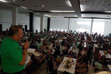 Por la Verde, Erasmo y Heriberto llevan propuestas en pro de liderar a taxistas de Cancún