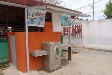 Vienen 162 bebederos más para escuelas de Quintana Roo