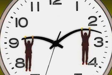 El Huso Horario, Fin A Una Injusticia