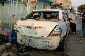 Ataque con presuntas granadas deja como saldo dos personas lesionadas