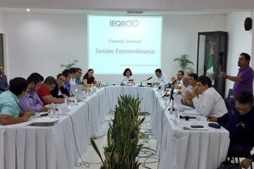 Solicitará IEQROO ampliación presupuestal para atender proceso electoral 2017-2018