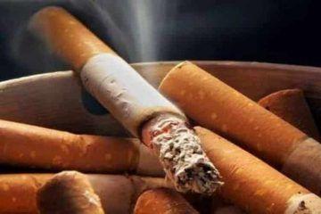 Grave; más de 100 personas mueren a diario por tabaquismo