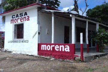 Asegura Morena ir ganando simpatías en el municipio de Bacalar