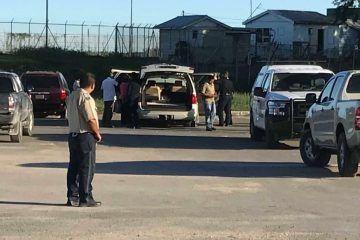 Atoran camioneta con droga en la frontera México-Belice