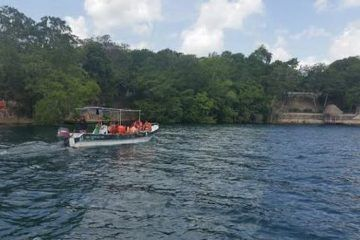 Frentes fríos paralizan actividades náuticas de la Bahía de Chetumal