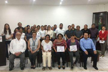 Imparte IEQROO taller sobre Prevención de Violencia Laboral a sus trabajadores