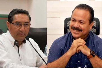 Juan Vergara y Julián Ricalde renuncian a sus cargos en SEFIPLAN y SEDESO; van por un hueso federal