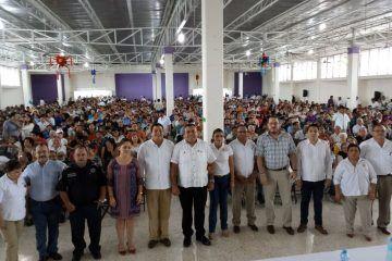 """En unidad, celebra SUCHAA """"Dia del Taxista"""""""