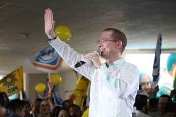 Meade y López Obrador, rodeados de ex funcionarios corruptos: Ricardo Anaya