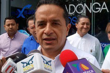No hay varitas mágicas, desarrollo del sur requiere de mayor participación: Carlos Joaquín