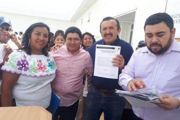 Aspirantes a precandidaturas para ayuntamientos de Quintana Roo, se registran ante Morena