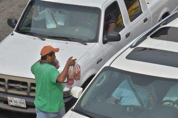 Prepara ayuntamiento de Benito Juárez operativo contra ambulantes en semáforos