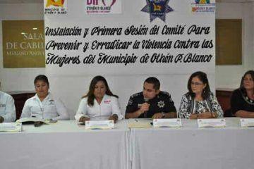 DIF, intenta ponerse las pilas para disminuir violencia contra la mujer y los menores
