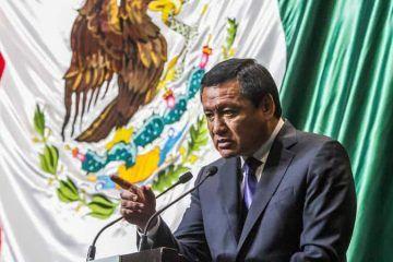 Miguel Ángel Osorio Chong Deja La Secretaría De Gobernación
