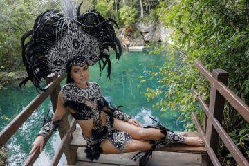 """Puerto Morelos, presente en el certamen """"Señorita México, pueblos mágicos y con encanto"""""""