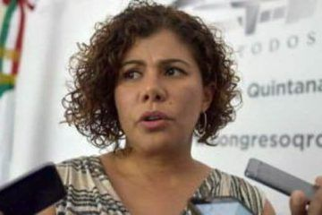Leslie Hendricks, posible candidata del PANAL por la Senaduría de Q. Roo