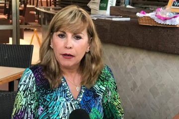 'Chapulinea' Susana Hurtado; se afilia al Panal para obtener una candidatura
