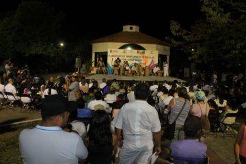 Con magno evento cultural, celebran XI Aniversario de Bacalar como Pueblo Mágico