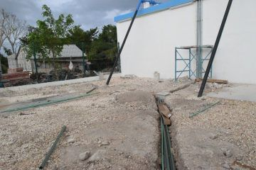 Denuncian incumplimiento de la CAPA en obra para dotar de agua a San Antonio Soda