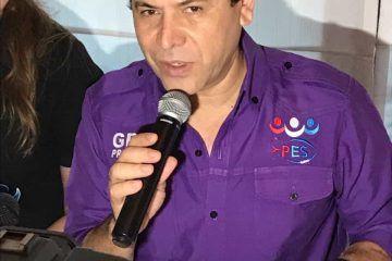 Greg Sánchez, alega su derecho al hueso por la Senaduría