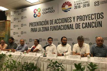 Proyecto 'Yaakun Cancún' no lleva tintes camino a la reelección: Remberto Estrada