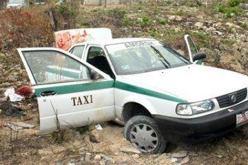 Suman seis taxistas ejecutados en lo que va de 2018; preocupante: FUTV