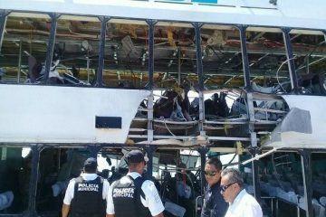 A paso lento, investigación de explosión en ferry de Barcos Caribe