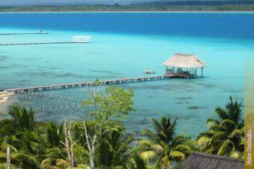 Amenaza ambiental acorta tiempo de vida de la Laguna de Bacalar