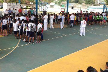 Reafirma gobierno de José Baladez Chi, compromiso ineludible con el Deporte